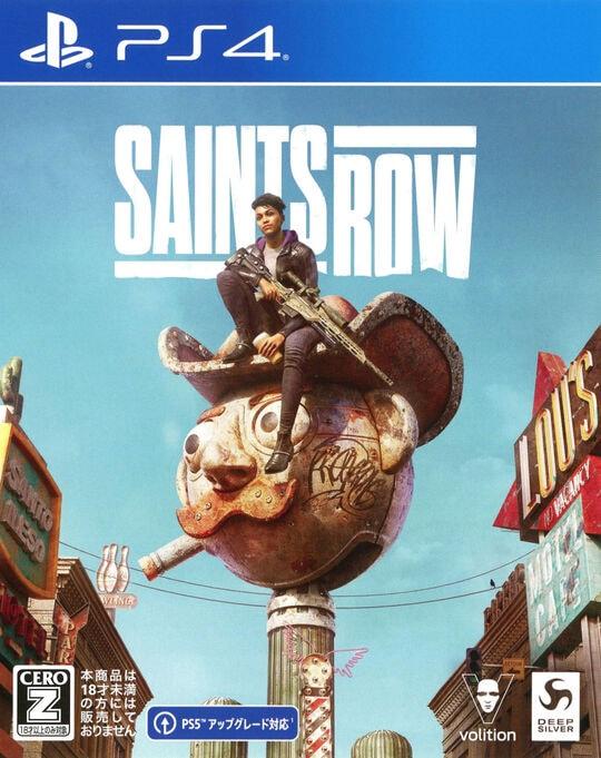 【新品】【18歳以上対象】Saints Row (セインツロウ)