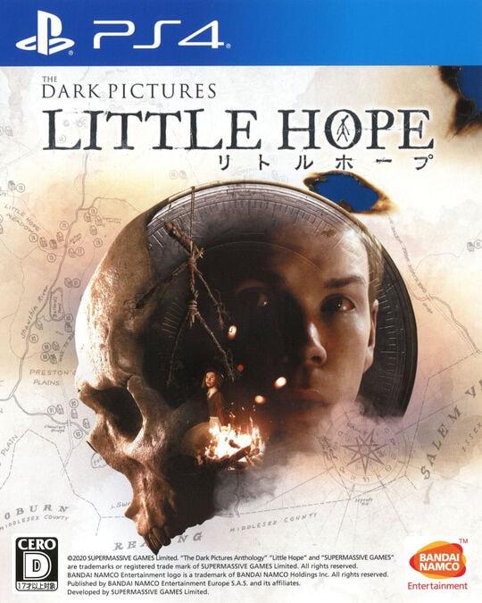 【新品】THE DARK PICTURES LITTLE HOPE(リトル・ホープ)