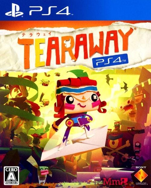 【中古】Tearaway PlayStation4