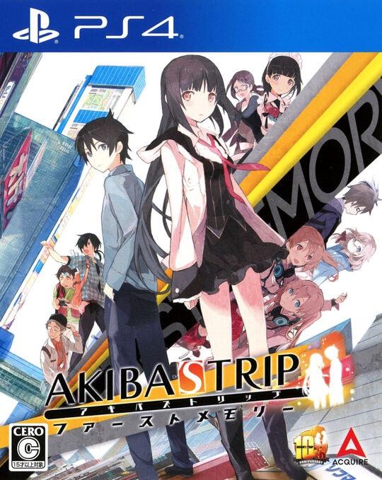 【中古】AKIBA'S TRIP ファーストメモリー