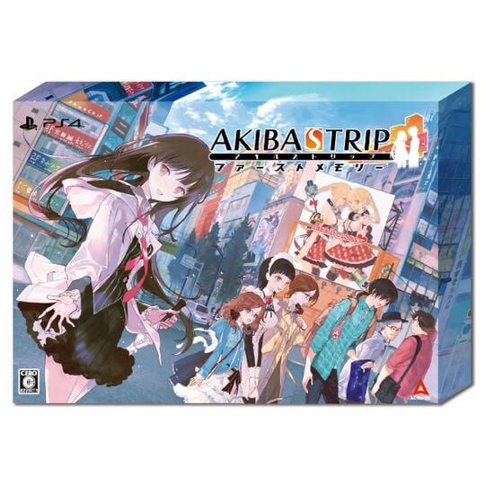 【中古】AKIBA'S TRIP ファーストメモリー 初回限定版 10th Anniversary Edition (限定版)