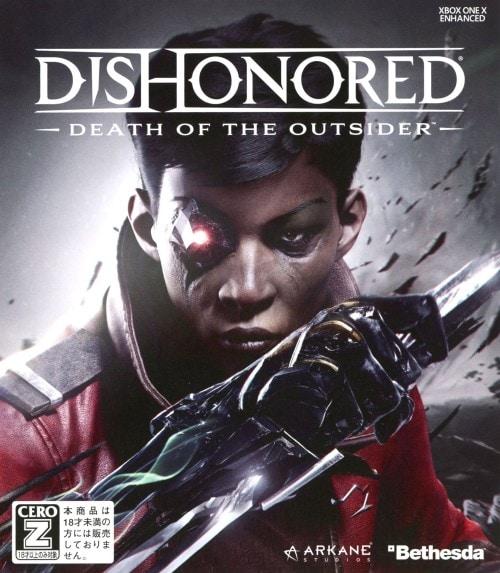 【中古】【18歳以上対象】Dishonored: Death of the Outsider