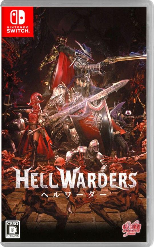 【新品】Hell Warders