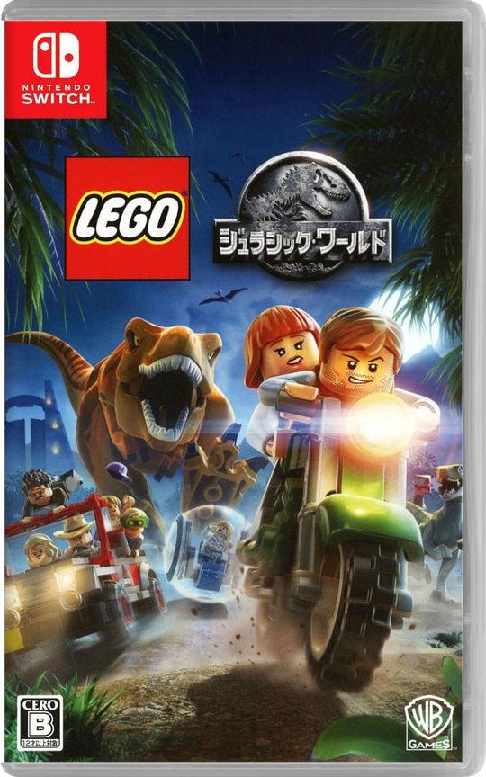 【中古】LEGO(R)ジュラシック・ワールド