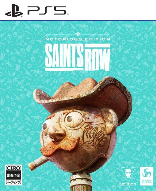 【新品】【18歳以上対象】Saints Row (セインツロウ)ノートリアスエディション