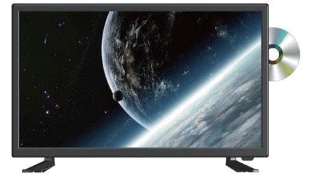 【新品】24型1波/DVD内蔵液晶TV/AS−01F2401DTV/WIS