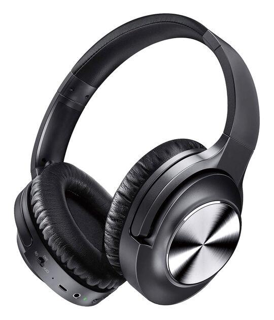 【新品】【GR】Bluetooth ANCヘッドホン ANC805 BK/ゲオ