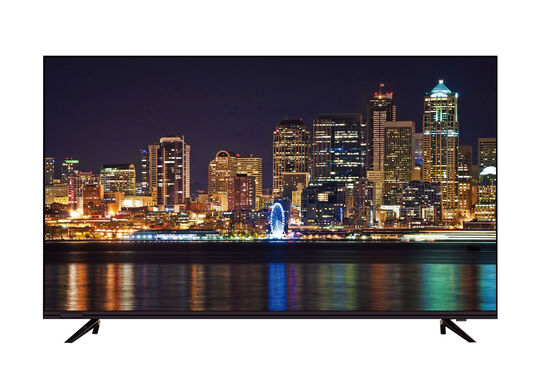 【新品】ASTEX 4K/HDR対応43V型ベゼルレス液晶テレビ AX−KH43T/WIS